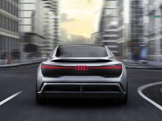 Audi выпустит к 2025 году двадцать новых моделей