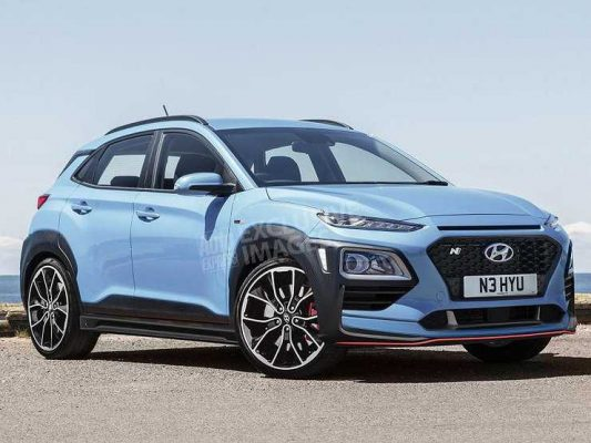 Hyundai выпустит новый спортивный кроссовер