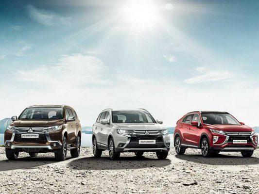 Каждый второй автомобиль Mitsubishi продается в России в кредит