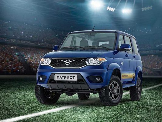 Объявлена дата старта продаж обновленного УАЗ «Патриот»