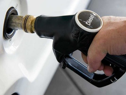 Продажи дизельных автомобилей в России внезапно поползли вверх