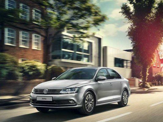 В Нижнем Новгороде прекратили производство Volkswagen Jetta