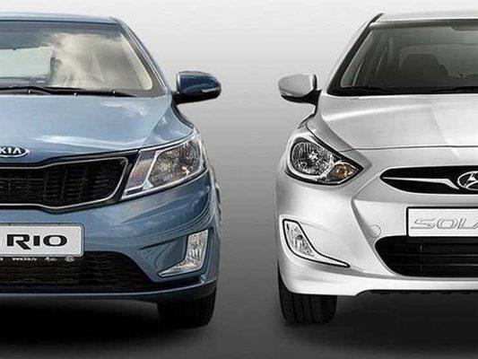 Что надежнее — KIA Rio или Hyundai Solaris: какого «корейца» выбрать на «вторичке»?