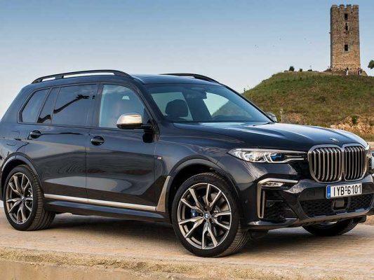 Кроссоверы BMW останутся без самого мощного «дизеля»